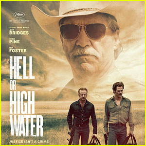 Chris Pine & Ben Foster Star in 'Hell or High Water' Trailer - Watch Now!