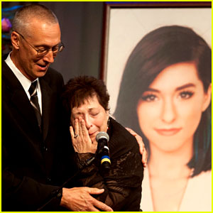 Christina Grimmie's Family Speaks at Her Memorial (Video)