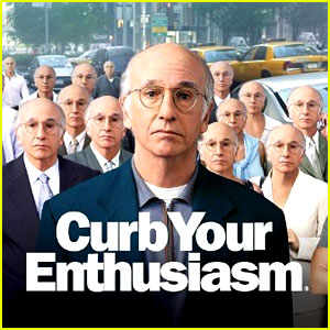 Larry David Returning for 'Curb Your Enthusiasm' Season 9