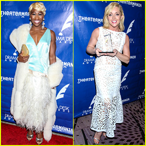 Cynthia Erivo & Jane Krakowski Win Big at Drama Desk Awards 2016!