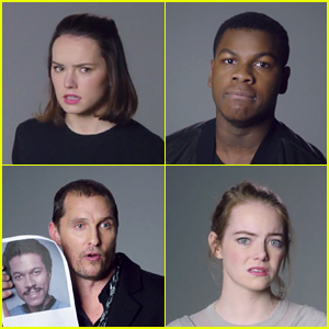 Daisy Ridley & John Boyega Revisit 'Star Wars' Auditions in 'SNL' Bonus Video - Watch!
