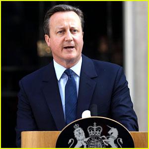 UK Prime Minister David Cameron Resigns After Brexit Vote
