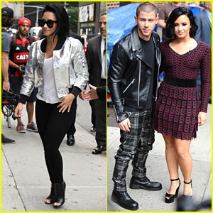 Nick Jonas Says He's 'Here For' Demi Lovato After Her Split with Wilmer Valderrama