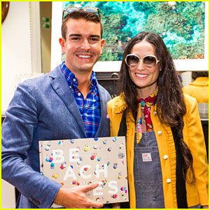 Demi Moore Helps Photog Gray Malin Celebrate Book Launch