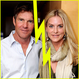 Dennis Quaid's Wife Kimberly Files for Divorce a Second Time