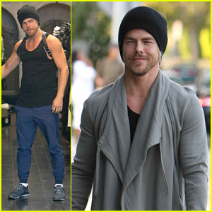 Derek Hough Shares His Excitement For 'Hairspray Live'