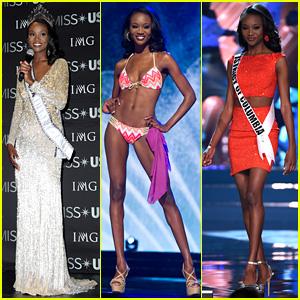 Who Is Deshauna Barber? Meet Miss USA 2016!