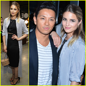 Dianna Agron Celebrates Shorties Film Festival In NYC!