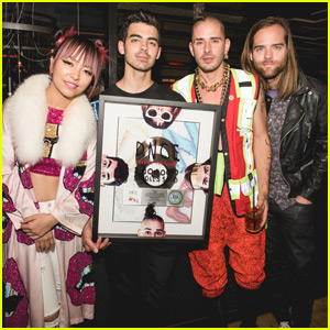 DNCE's Hit 'Cake By The Ocean' Goes Double Platinum