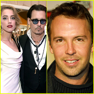 Doug Stanhope Says Johnny Depp Thanked Him for Defense Against Amber Heard's Claims