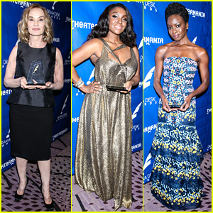 Jessica Lange & 'Eclipsed' Ladies Recognized at Drama Desk Awards 2016