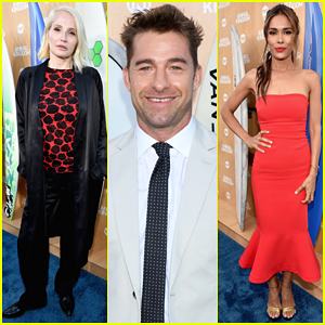 Ellen Barkin & Scott Speedman Premiere 'Animal Kingdom' In Venice - Watch First 11 Minutes!