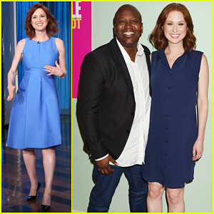 Ellie Kemper Helps Ellen Share Some Moving Moments! (Video)