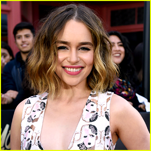 Emilia Clarke Says Her Ideal Man Will Have a 'Dad Bod'