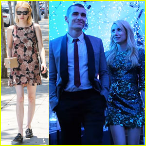 Emma Roberts Takes On The Challenge In New 'Nerve' Trailer