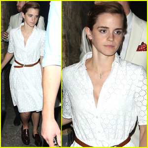 Emma Watson Makes Her June Feminist Book Club Selection