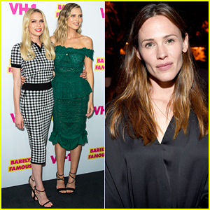 Erin & Sara Foster Get Star-Studded Support At 'Barely Famous' Season 2 Premiere!