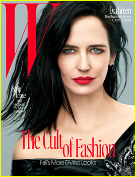 Eva Green Doesn't Understand Why She's Always Stripping Down on Film