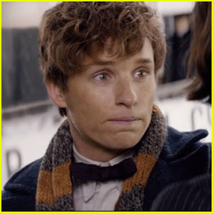 Get to Know Newt Scamander in This New 'Fantastic Beasts & Where to Find Them' Featurette!