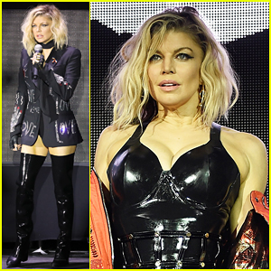 Fergie Reveals Artwork For New Single 'M.I.L.F.$'!