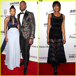 Dwyane Wade Posts Snapchat in Bed with Gabrielle Union!