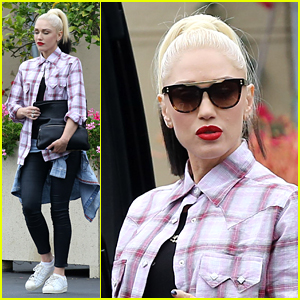 Gwen Stefani Gives Sneak Peek of Her Tour Costumes