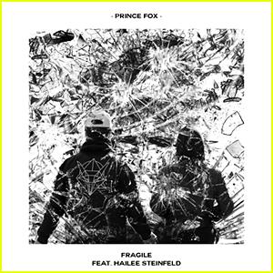 Hailee Steinfeld Joins Prince Fox for Song 'Fragile' - Listen!