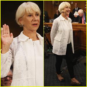 Helen Mirren Supports Bill To Recover Artwork Stolen By The Nazis