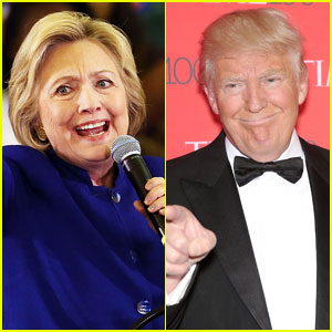 Hillary Clinton or Donald Trump, From GoogleImages