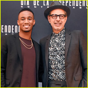 Independence Day 2's Jessie Usher Takes the Movie to Mexico