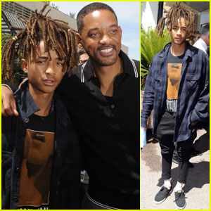 Jaden & Will Smith Team Up for Cannes Lions Festival 2016