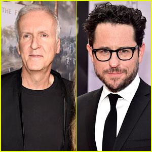 James Cameron Throws Shade at J.J. Abrams & 'Star Wars: The Force Awakens'