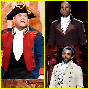 James Corden & 'Hamilton' Cast Open Tony Awards 2016 (Video)