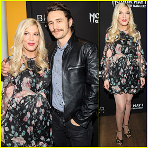 James Franco & Tori Spelling Debut Revamped Version Of 'Mother May I Sleep With Danger?'
