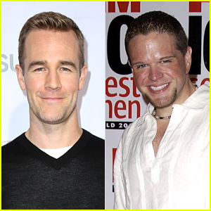 James Van Der Beek Pays Tribute to 'Varsity Blues' Co-Star Ron Lester