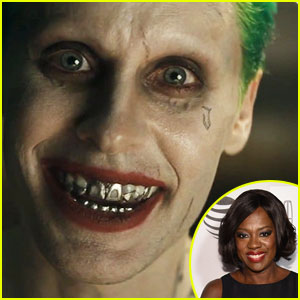 Viola Davis Thought She'd Need to Pepper Spray Jared Leto on 'Suicide Squad' Set