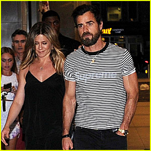 Jennifer Aniston & Justin Theroux Double Date with Another Famous Couple!