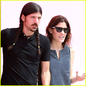 Dexter's Jennifer Carpenter Marries Seth Avett in Secret Wedding