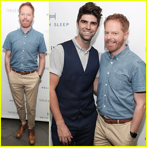 Jesse Tyler Ferguson & Hubby Justin Mikita Show Support For Homeless Youth!