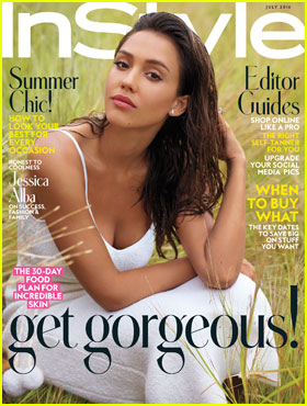 Jessica Alba is So Much More Than a 'Sex Symbol'