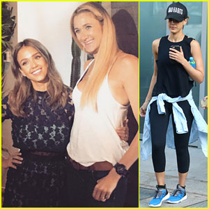 Jessica Alba Names Kerri Walsh Jennings as First Honest Company Ambassador