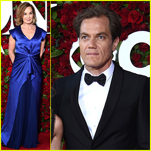 Jessica Lange & Michael Shannon Make The 'Journey' to Tony Awards 2016