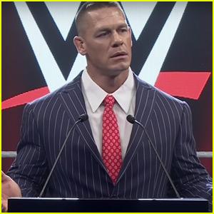 John Cena Speaks in Mandarin at WWE Press Conference in China (Video)