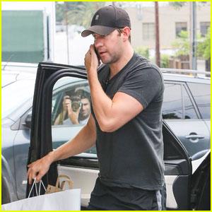John Krasinski Says Pregnant Wife Emily Blunt is Due 'Soon-ish'