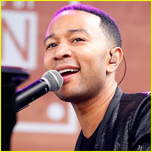 John Legend to Perform National Anthem at NBA Finals Game 1
