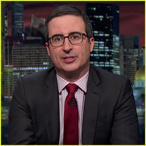 John Oliver Goes on Perfect Rant About Brexit Aftermath
