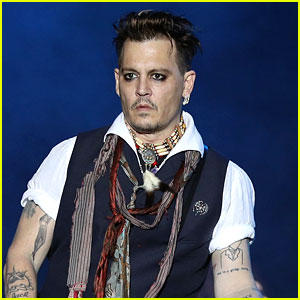 Johnny Depp Gives First Interview Since Amber Heard Split