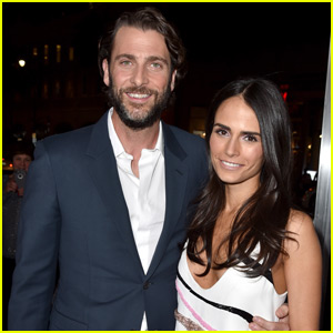 Jordana brewster and her husband andrew form welcomed their second