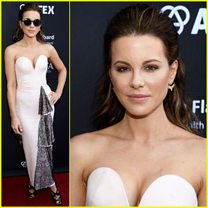 Kate Beckinsale Wears Her Shades on the BAFTA Red Carpet!
