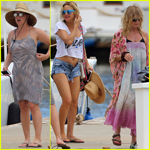 Amy Schumer Joins Kate Hudson & Goldie Hawn on Girls' Trip